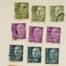 Sellos: SELLOS FRANCO. Lote 195510938