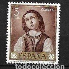 Selos: ESPAÑA,1962,ZURBARÁN,EDIFIL 1426,USADO. Lote 195532816