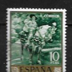Sellos: ESPAÑA,1964,SOROLLA,EDIFIL 1575,USADO. Lote 195533373