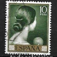 Selos: ESPAÑA,1965,ROMERO DE TORRES,EDIFIL 1666,USADO. Lote 195533862