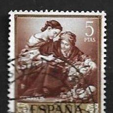 Selos: ESPAÑA,1960,MURILLO,EDIFIL 1279,USADO. Lote 195534217
