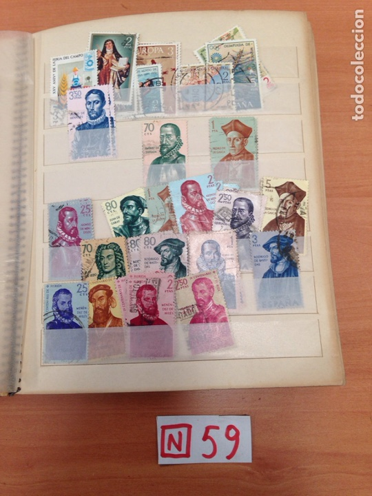 Sellos: Lote de sellos España centenario , sellos muy cotizados etc ver fotos - Foto 4 - 196507843