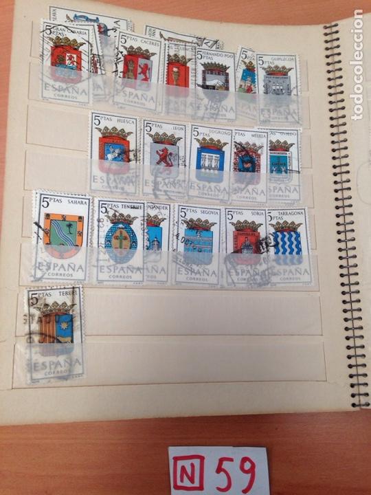 Sellos: Lote de sellos España centenario , sellos muy cotizados etc ver fotos - Foto 5 - 196507843