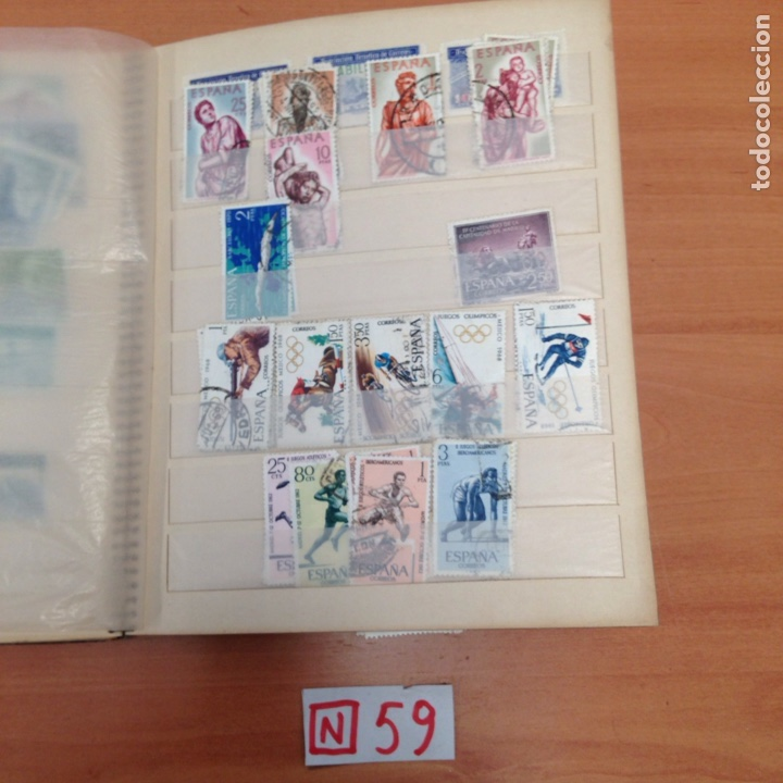 Sellos: Lote de sellos España centenario , sellos muy cotizados etc ver fotos - Foto 7 - 196507843