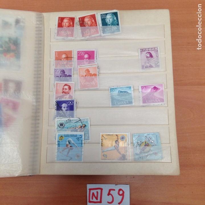 Sellos: Lote de sellos España centenario , sellos muy cotizados etc ver fotos - Foto 10 - 196507843