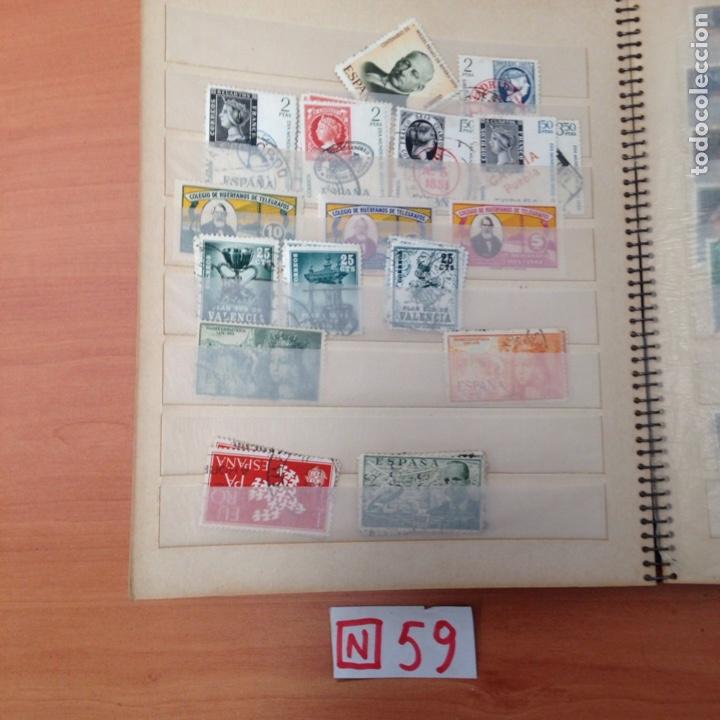 Sellos: Lote de sellos España centenario , sellos muy cotizados etc ver fotos - Foto 13 - 196507843