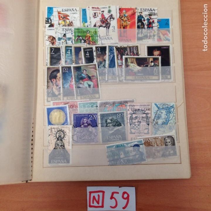 Sellos: Lote de sellos España centenario , sellos muy cotizados etc ver fotos - Foto 16 - 196507843