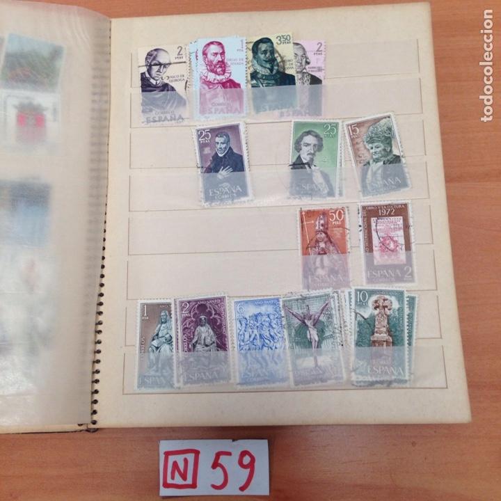 Sellos: Lote de sellos España centenario , sellos muy cotizados etc ver fotos - Foto 20 - 196507843