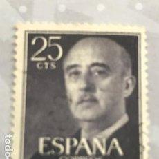 Francobolli: EDIFIL 1146 SELLOS ESPAÑA 1955 USADOS. Lote 243234935