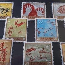 Sellos: SELLOS NUEVOS DE ESPAÑA AÑO 1967 EDIF. 1779/88 C106. Lote 197555456