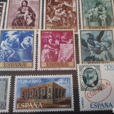Sellos: SELLOS DE ESPAÑA AÑO 1969 EDIF. 1910/23 C119. Lote 197563787