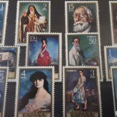 Sellos: SELLOS DE ESPAÑA NUEVOS AÑO 1971 EDIF. 2019/30 C130. Lote 197572522