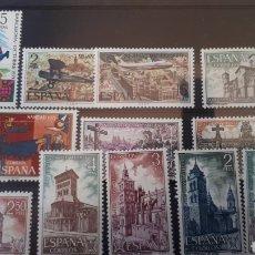 Sellos: SELLOS DE ESPAÑA NUEVOS AÑO 1971 EDIFIL 2058/70 C163. Lote 197726093