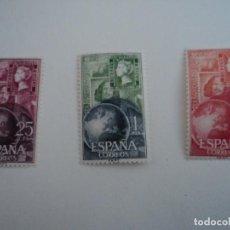 Sellos: ESPAÑA EDIFIL Nº 1595/97 AÑO 1964 DIA MUNDIAL DEL SELLO SERIE COMPLETA. Lote 198309660