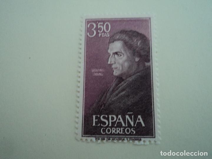 ESPAÑA PERSONAJES ESPAÑOLES - JOSÉ DE ACOSTA. (1967) (Sellos - España - II Centenario De 1.950 a 1.975 - Nuevos)