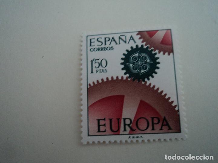 ESPAÑA 1967, EUROPA, EDIFIL 1795/96 SERIE COMPLETA (Sellos - España - II Centenario De 1.950 a 1.975 - Nuevos)