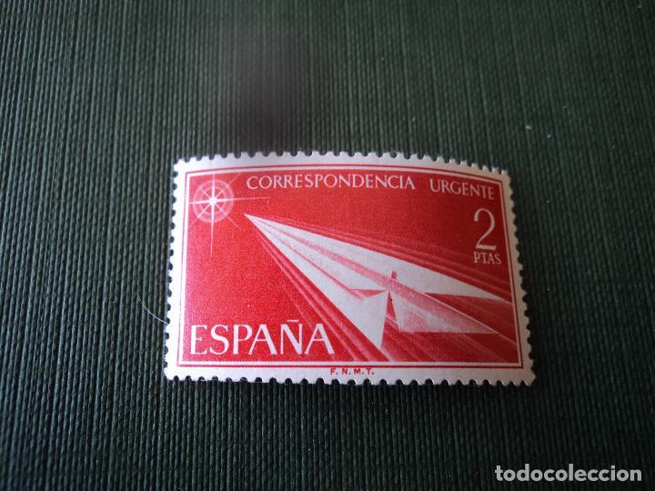 CORRESPONDENCIA URGENTE 2 PTS (Sellos - España - II Centenario De 1.950 a 1.975 - Nuevos)