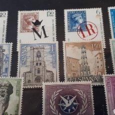Sellos: SELLOS DE ESPAÑA 1967 EDIF. 1798/1808 C695. Lote 198718122
