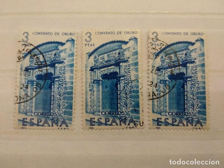 1966 FORJADORES DE AMÉRICA (Sellos - España - II Centenario De 1.950 a 1.975 - Usados)