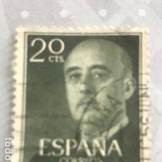 Francobolli: EDIFIL 1145 SELLOS ESPAÑA 1955 USADOS. Lote 243232775