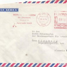 Sellos: 1974-MADRID-NUREMBERG (ALEMANIA). Lote 201183350