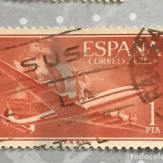 Francobolli: EDIFIL 1172 SELLOS ESPAÑA 1955 USADOS LA NAO. Lote 242082795