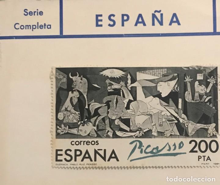 SELLO PICASSO GUERNICA (Sellos - España - II Centenario De 1.950 a 1.975 - Nuevos)