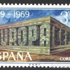 Timbres: ESPAÑA,1969 EDIFIL Nº 1921 /**/, EUROPA (CEPT). Lote 202604576