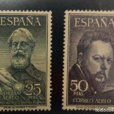 Selos: ESPAÑA. EDIFIL 1124/25 * LEGAZPI Y SOROLLA.. Lote 204754355