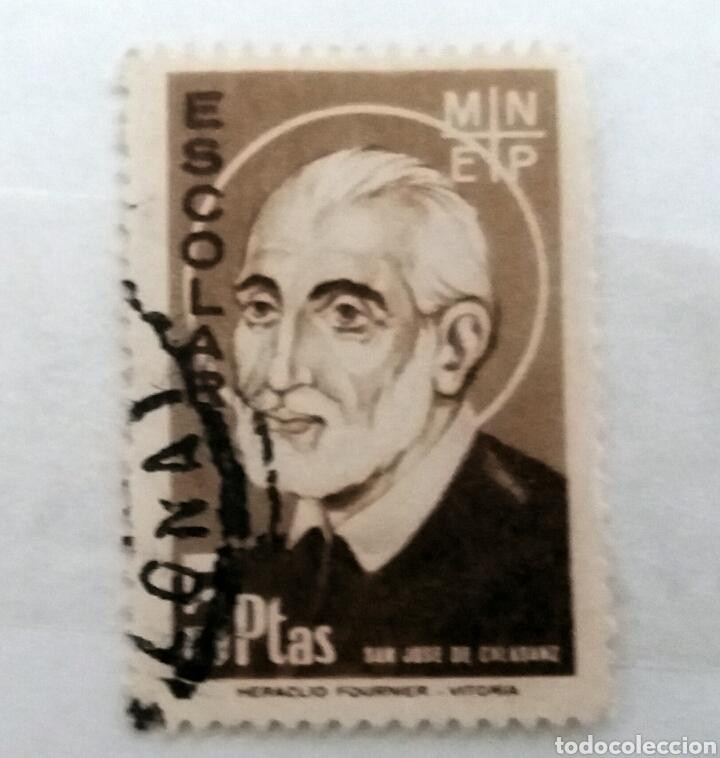 SELLO DE CORREOS (Sellos - España - II Centenario De 1.950 a 1.975 - Usados)