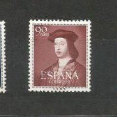 Sellos: ESPAÑA.EDIFIL Nº 1106/1110** SERIE COMPLETA,VALOR CATÁLOGO EDFIL 58 €. Lote 205857350