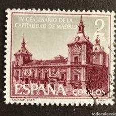 Sellos: ESPAÑA, N°1390 USADO AÑO 1961 (FOTOGRAFÍA ESTÁNDAR). Lote 241021200