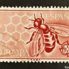Sellos: ESPAÑA, N°1448 USADO, AÑO 1962 (FOTOGRAFÍA ESTÁNDAR). Lote 222216273