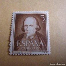 Sellos: ESPAÑA 1950-53, EDIFIL Nº 1071**, LITERATOS, CALDERON DE LA BARCA. Lote 206591898