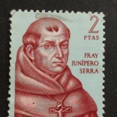 Sellos: ESPAÑA, N°1530 USADO, AÑO 1963(FOTOGRAFÍA ESTÁNDAR). Lote 206778977