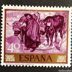 Sellos: ESPAÑA, N°1567 USADO AÑO 1964 (FOTOGRAFÍA ESTÁNDAR). Lote 206795817