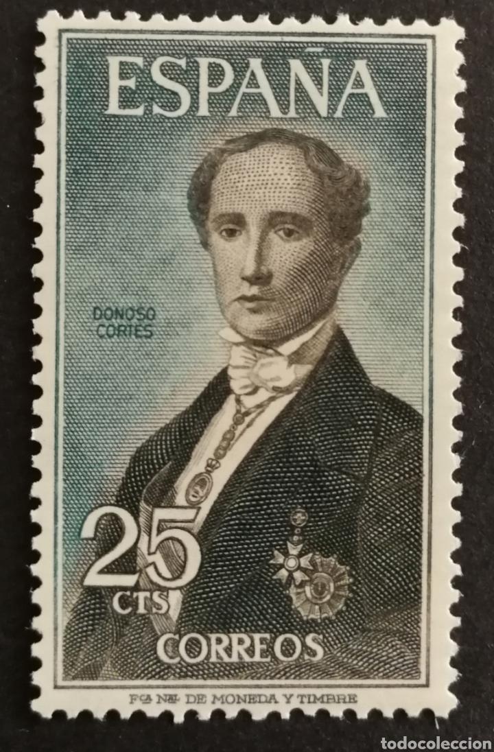 ESPAÑA N°1653 MNH, AÑO 1965 (FOTOGRAFÍA ESTÁNDAR) (Sellos - España - II Centenario De 1.950 a 1.975 - Nuevos)