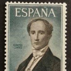 Sellos: ESPAÑA N°1653 MNH, AÑO 1965 (FOTOGRAFÍA ESTÁNDAR). Lote 241020675