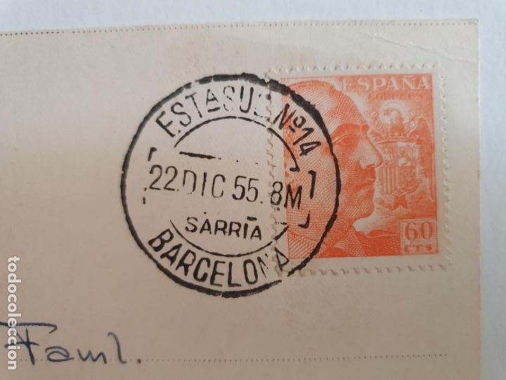 Sellos: BARCELONA - ESTAFETA Nº 14 - SARRIÀ - Foto 2 - 207011692