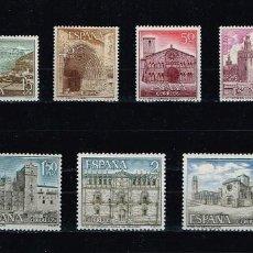 Sellos: ESPAÑA 1966 - EDIFIL 1726-35** - SERIE TURÍSTICA III GRUPO. Lote 210527146