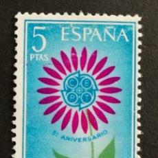 Sellos: ESPAÑA N°1614 USADO, AÑO 1964 (FOTOGRAFÍA ESTÁNDAR). Lote 222216846