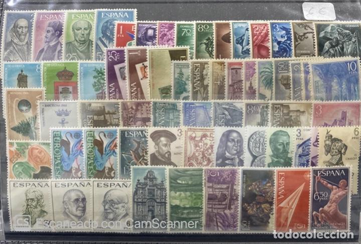 SELLOS. ESPAÑA. AÑO 1966 COMPLETO. NUEVO. VER FOTOS (Sellos - España - II Centenario De 1.950 a 1.975 - Nuevos)