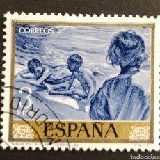 Sellos: ESPAÑA, N°1573 USADO, AÑO 1964 (FOTOGRAFÍA ESTÁNDAR). Lote 222217011
