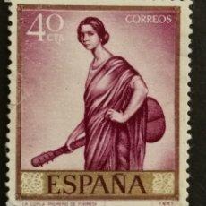 Sellos: ESPAÑA, N°1658 USADO AÑO 1965 (FOTOGRAFÍA ESTÁNDAR). Lote 252518400