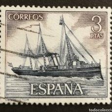 Sellos: ESPAÑA N°1609 USADO AÑO 1964 (FOTOGRAFÍA ESTÁNDAR). Lote 252519040