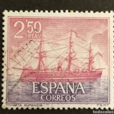 Sellos: ESPAÑA N°1608 USADO AÑO 1964 (FOTOGRAFÍA ESTÁNDAR). Lote 212417591