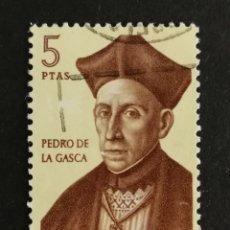 Sellos: ESPAÑA, N°1461 USADO, AÑO 1962 (FOTOGRAFÍA ESTÁNDAR). Lote 212417862