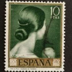 Sellos: ESPAÑA, N°1666 USADO, AÑO 1965 (FOTOGRAFÍA ESTÁNDAR). Lote 253879480