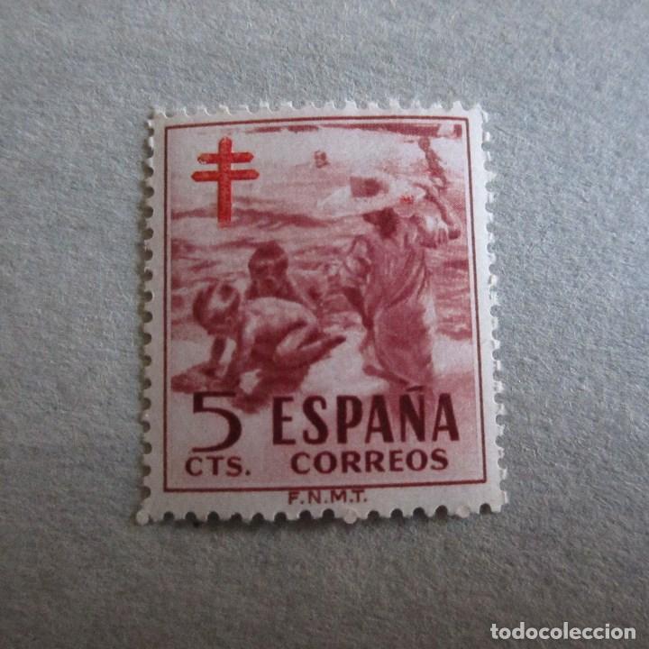 ESPAÑA 1951, EDIFIL Nº 1103**, PRO TUBERCULOSOS (Sellos - España - II Centenario De 1.950 a 1.975 - Nuevos)