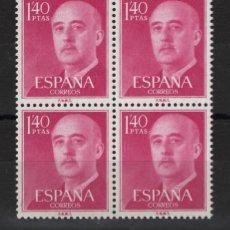 Sellos: ..G-SUB_8/ ESPAÑA 1955-56, EDIFIL 1154 MNH**, GENERAL FRANCO. Lote 215688470